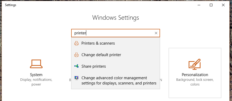 How to add a printer by its IP address in Windows 10